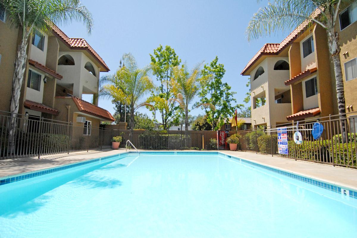 Lexington Park Apartment Homes In El Cajon Ca